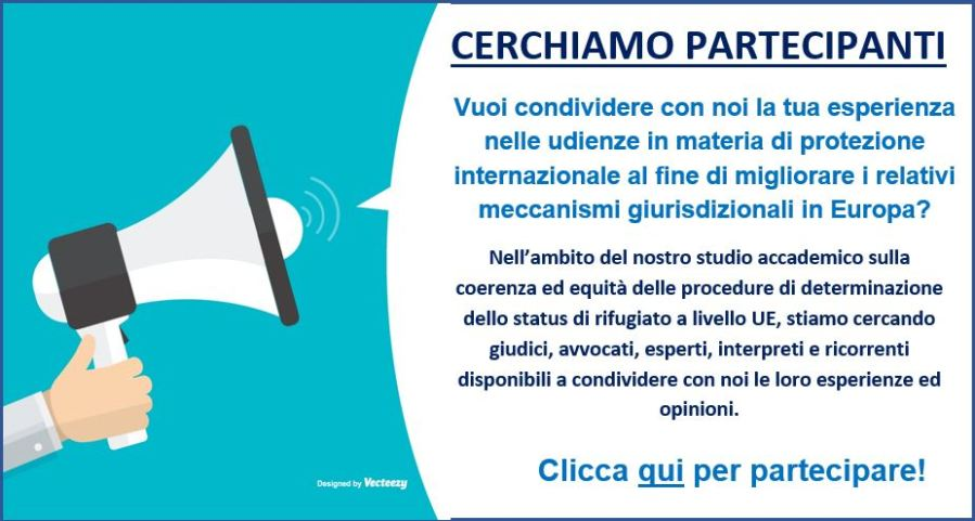 ITALIAN - Call for participants (SM)